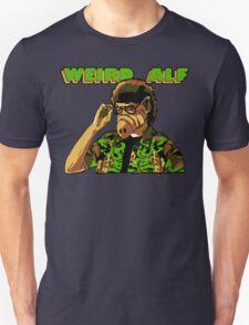 "Weird ""Alf"" Yankovic T-Shirt"