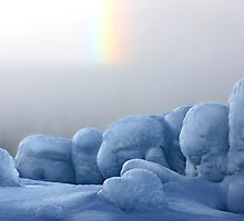Niagara Ice by TickerGirl