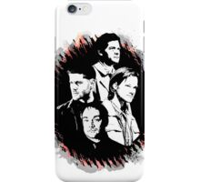 Supernatural - Heaven, Earth, and Hell iPhone Case/Skin