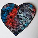 Art Hearts by Jak Savage (aka Unbeknown)