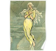 ice maiden by chester loomis Poster
