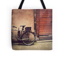 Lyon Vintage Bicycle  Tote Bag