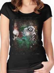 GRISTLE Women's Fitted Scoop T-Shirt