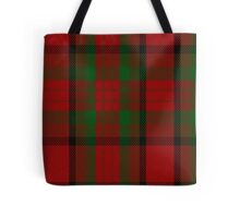 00356 Tipperary County District Tartan  Tote Bag