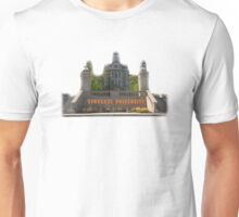 Hall of Languages SU Unisex T-Shirt