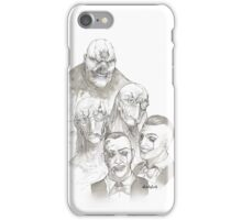Trouble makers iPhone Case/Skin