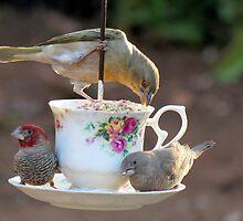 Time for breakfast!  by Elizabeth Kendall