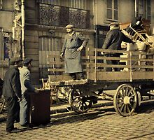 Moving by VintageImages