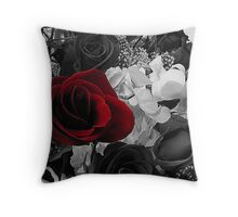 A Rose For Thee Throw Pillow