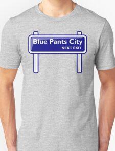 Blue Pants City T-Shirt