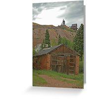 Colorado Memories  Greeting Card