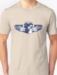 Angel-blue Unisex T-Shirt