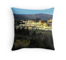 La mia passione. Throw Pillow