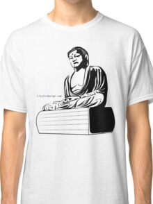 Meditating Buddha Classic T-Shirt