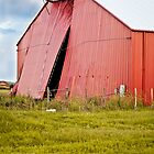 Red Barn by adriang1