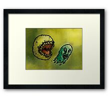 The Dreaded Pacu Pacu Framed Print