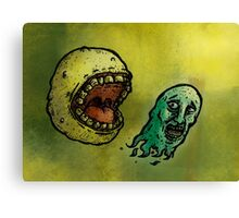 The Dreaded Pacu Pacu Canvas Print