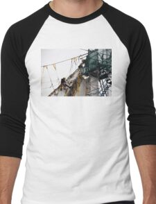 Hang on Sloopy.... Men's Baseball ¾ T-Shirt