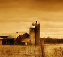 """"""" Pole Position """" sepia # 5 by canonman99"""
