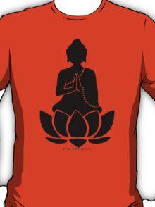 Buddha on a Lotus T-Shirt