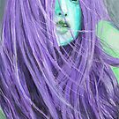 Cool Shock of Lavender by Sally O'Dell