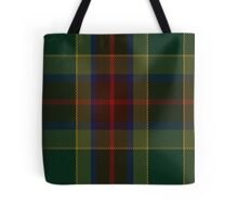 00361 Waterford County District Tartan Tote Bag
