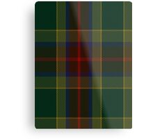00361 Waterford County District Tartan Metal Print