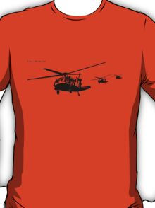 Helicopters in Action T-Shirt