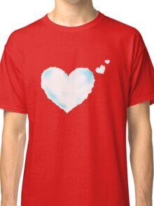 heart cloud Classic T-Shirt