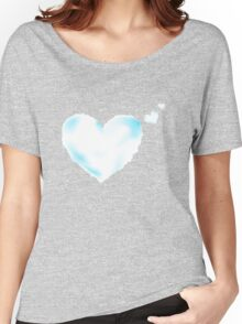 heart cloud Women's Relaxed Fit T-Shirt