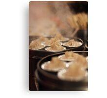 Dumplings Canvas Print