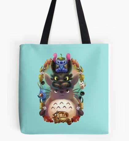 A Few of My Favorite Things Tote Bag