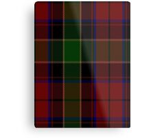 00359 Waterford Tartan  Metal Print
