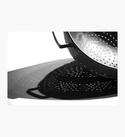 Kitchen Colander Shadows & Light Photographic Print