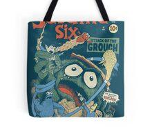 The Sesame Six Tote Bag