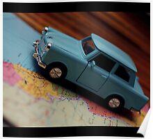 Trabant Traveller Poster