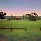 At dusk by Melissa Dickson