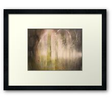 the light is on our way  * special order prints: tokikoandersonart@gmail.com Framed Print
