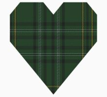 00362 Wexford County (District) Tartan  One Piece - Short Sleeve