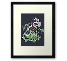 The Great GonZom Framed Print