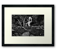 """Stony Kill Falls"" Framed Print"