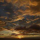 gold in the sky by Ryan Bird