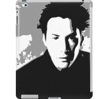 Keanu Reeves in the Matrix, Grey Color iPad Case/Skin