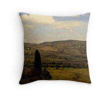 il sogno vivido Throw Pillow