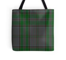00366 Wicklow County District Tartan  Tote Bag