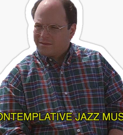 [CONTEMPLATIVE JAZZ MUSIC] Sticker