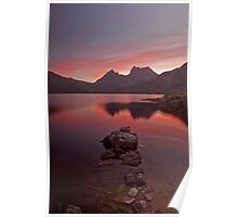 Colours of Cradle Mountain II Poster