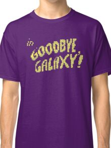 Keen: Goodbye Galaxy Pixel Shirt Classic T-Shirt