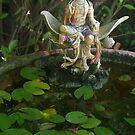 buddha resting by theblackazar