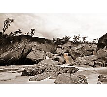 Auburn Falls - Mundubbera - Queensland Photographic Print